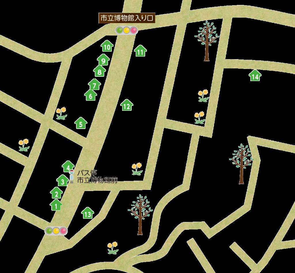 map_町田市立博物館前商店会_02