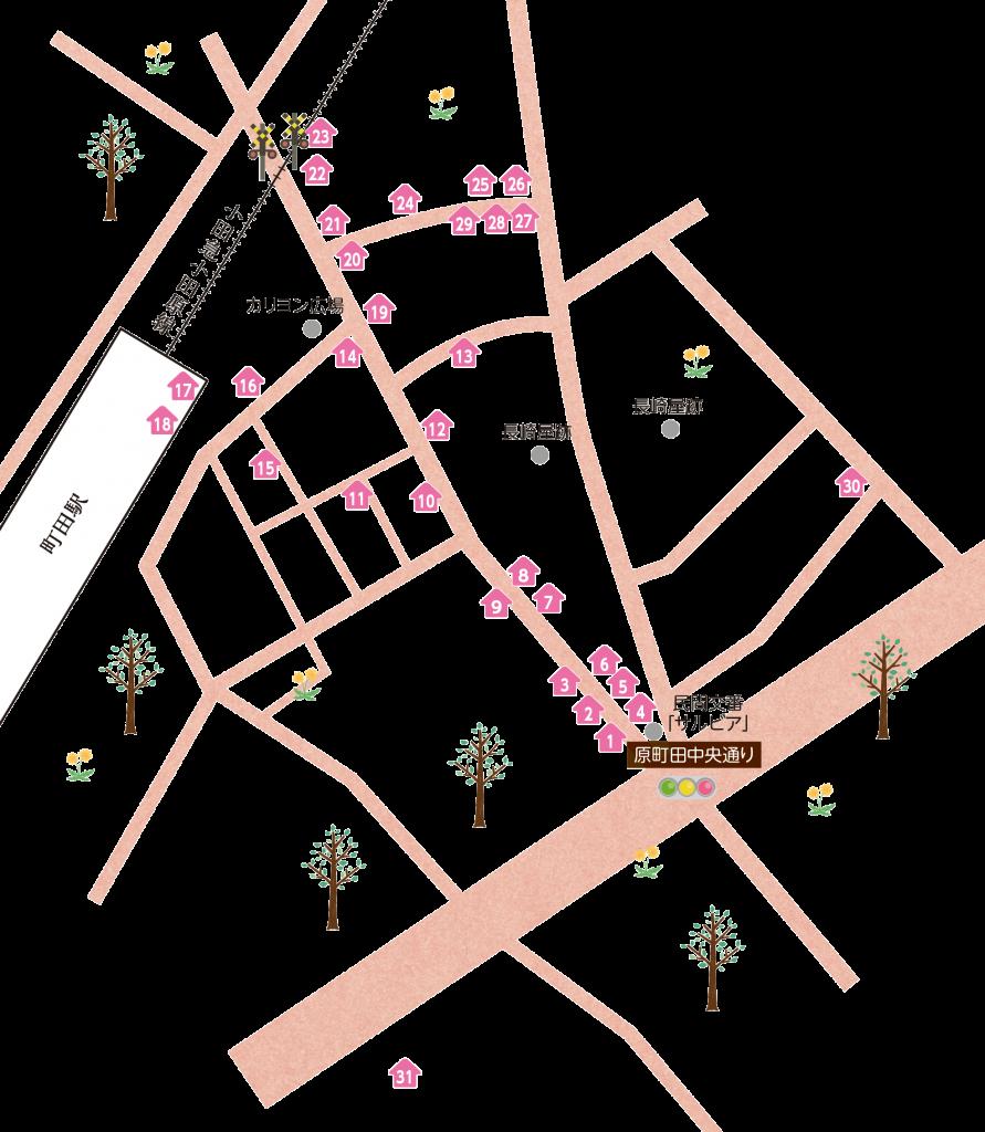 map_町田壹番街